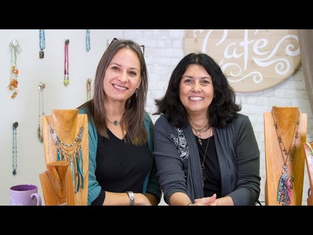 Artbeads Cafe - TierraCast's Dulce Vida Collection with Tracy Gonzales and Cynthia Kimura