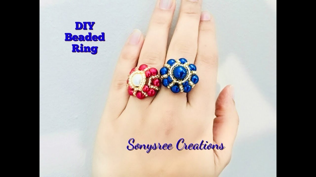 Beautiful Pearl Ring ????