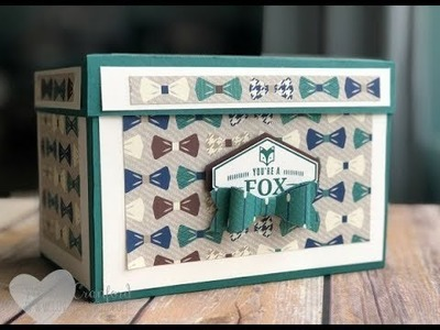 Big Recipe Box feat. Truly Tailored Bundle from Stampin' UP!