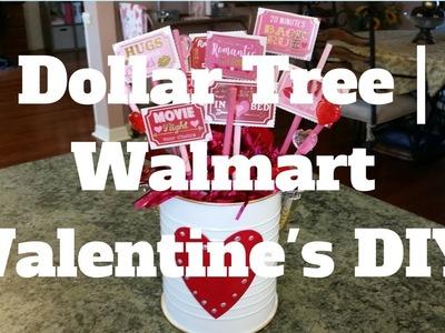 Dollar Tree | Walmart Valentine's DIY