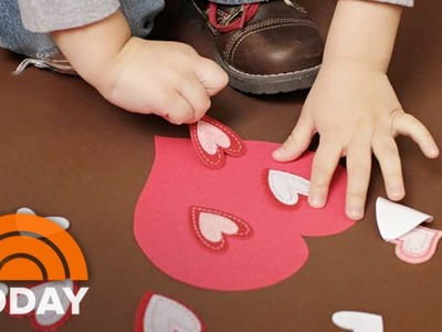 Great Valentine's Day Crafts For Kids: Bookmarks, Pop-Up Cards | TODAY