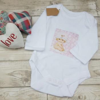 Handmade Baby Vest