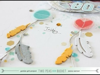 In The Mood To Scrap - DreamCatcher (Go!) by Janna Werner (Two Peas in a Bucket)
