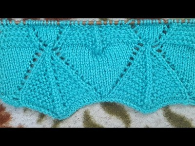 Knitting Design #90# (Hindi)