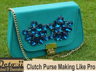 Making purse like pro