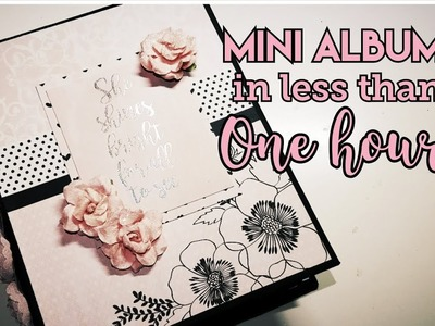 Mini Album in Less than an Hour! Start to Finish