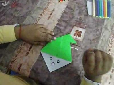 Paper Joker, Paper Art for kids