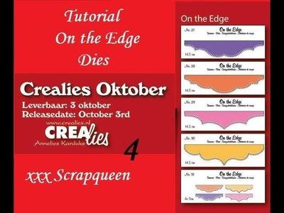Tutorial On the Edge Dies www.crealies.nl deel 4