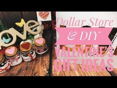 Valentine Day Gift Ideas | DIYs & Dollar Store