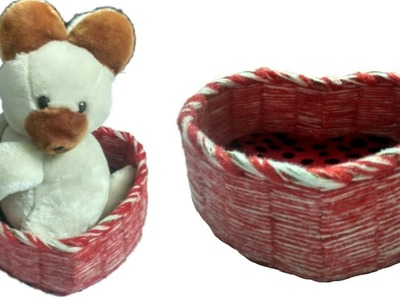 Valentine Special Gift Pack  Gift for someone you love   Heart shaped basket   Christmas gift 