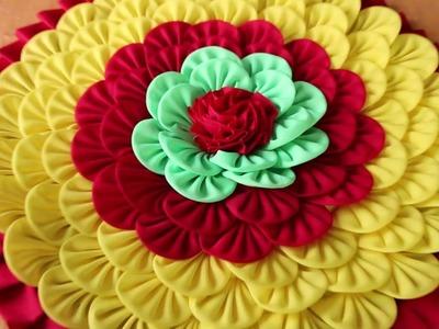 WOW! Amazing Doormats | How to make doormats using waste clothes - DIY doormats making idea