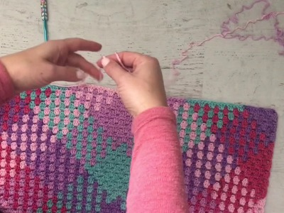 Adding In A New Skein Of Yarn While Color Pooling