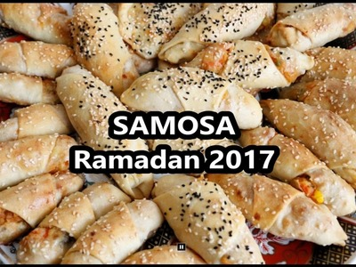 Afghan Samosa - Easy Ramadan Recipe 2017 - Dunyas Kitchen