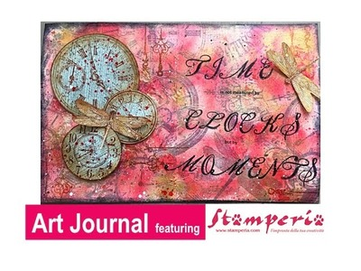 Art Journal for Stamperia
