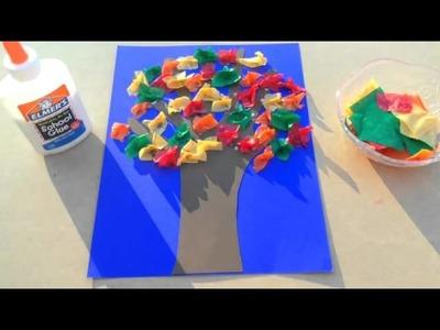 Arts & Crafts Activities for Preschoolers