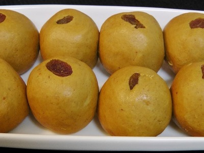 Besan Ladoo ( gets ready in just 5 minutes)