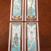 Cardcaptor Sakura Clear Card Replicas