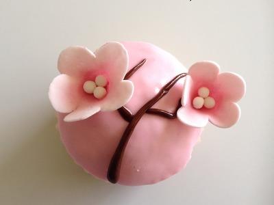 Cherry Blossom Cupcakes ♥  | Paolajem92