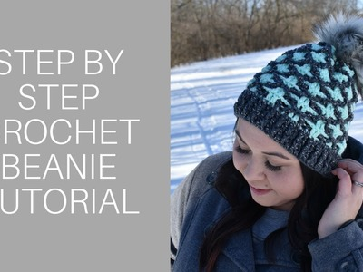 Crochet Beanie Tutorial
