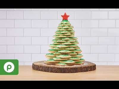 How To Make A Cookie Tree Centerpiece