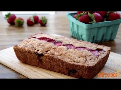 How to Make Strawberry Bread | Strawberry Recipes | AllRecipes