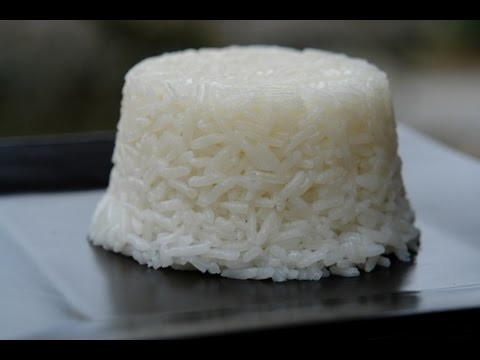 How to Make White Rice (Long Grain ) Step by Step