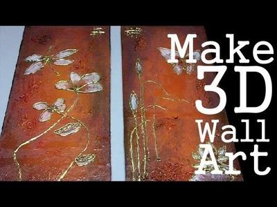 Make 3D Wall Art