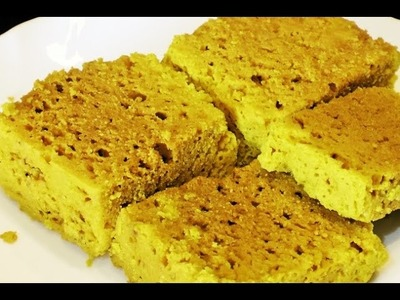 Mysore Pak Video Recipe | How to make Mysore Pak - South Indian Sweet - madhurasrecipe