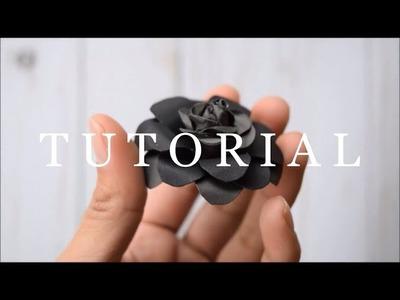 Paper Rose Tutorial | 4 Types!