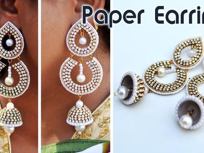 Pretty Girls Don't miss : Earring for Long earring lovers   Best for party-wear