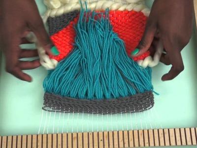 Prima Fiber Arts Loom Kits: Techniques Part 3