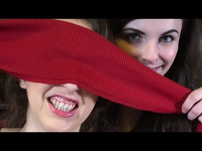 Blindfolded Crafting | A Damsels in DIY Craft Challenge!