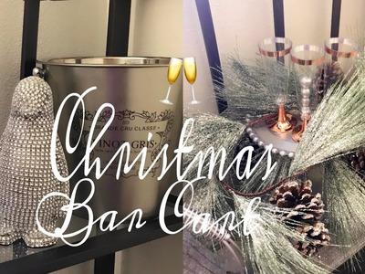 Christmas Bar Cart 2017 ????????
