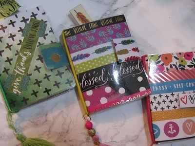 DIY Prayer Journal Series: Video 3 Mini Prayer Journals
