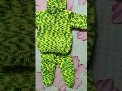 HANDMADE WOOLEN SWEATER DESIGNS FOR KIDS IN HINDI | IDEAS FOR BABY SWEATER - Baby sweater designs
