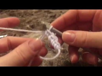How to make a magic ring for crochet