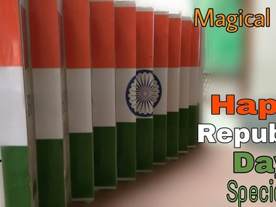 How to make photo paper magical  flag craft