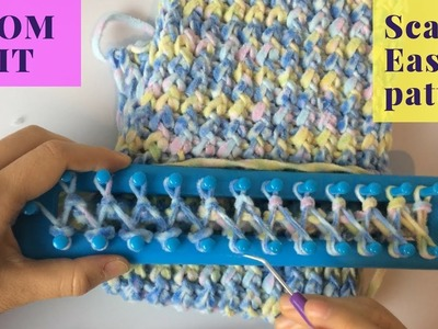 Loom Knit Baby Booties Quick No Holes No Bulk Step By Step For