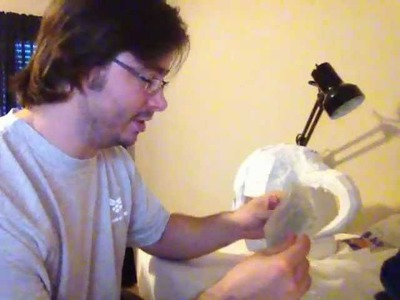 Making a Skyrim Helmet - Pt 3