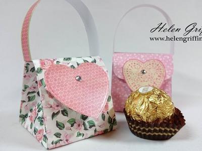 Valentine's Day Mini Handbag for Ferrero Rocher
