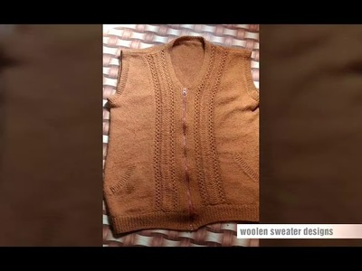 Woolen sweater designs | one colour sweater design for kids or baby in hindi | sweater designs