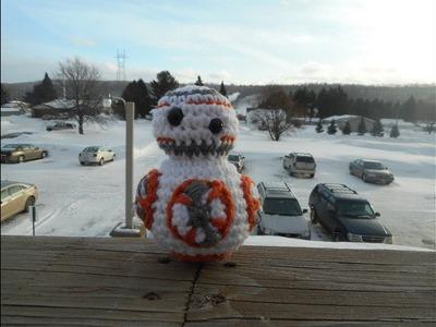 HanDIY Tutorials: R2-D2 Droid Crochet Hat Tutorial inspired by ... | 300x400