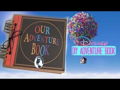 DIY Adventure Book | Disney Up