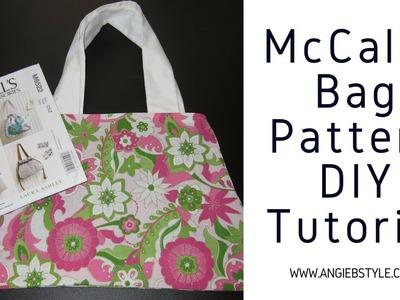 DIY BAG | McCall's Pattern | Tutorial