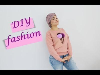 DIY Clothing Tutorial (Fashion Hacks) طريقة مذهلة لتجديد ملابسك