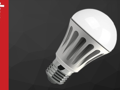 [DIY] How to make a LED lamp - اصنع مصباح ليد بنفسك