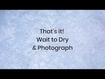 Faux Cement | DIY Background Tutorial | Food Photographers