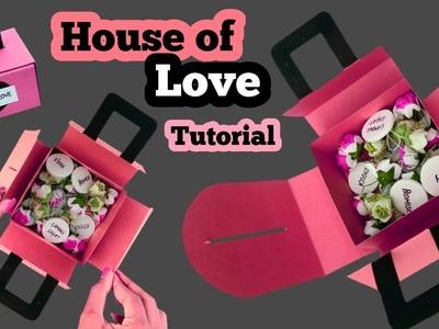 Handmade gift Ideas | Handmade Gift Box | DIY for Valentine's day |
