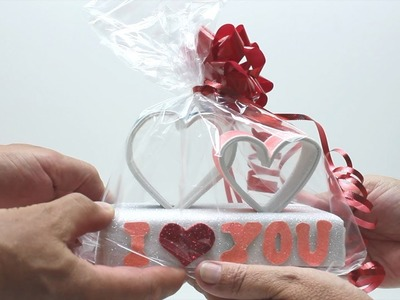 How to Make Two Lovely Hearts - Art and Craft Ideas