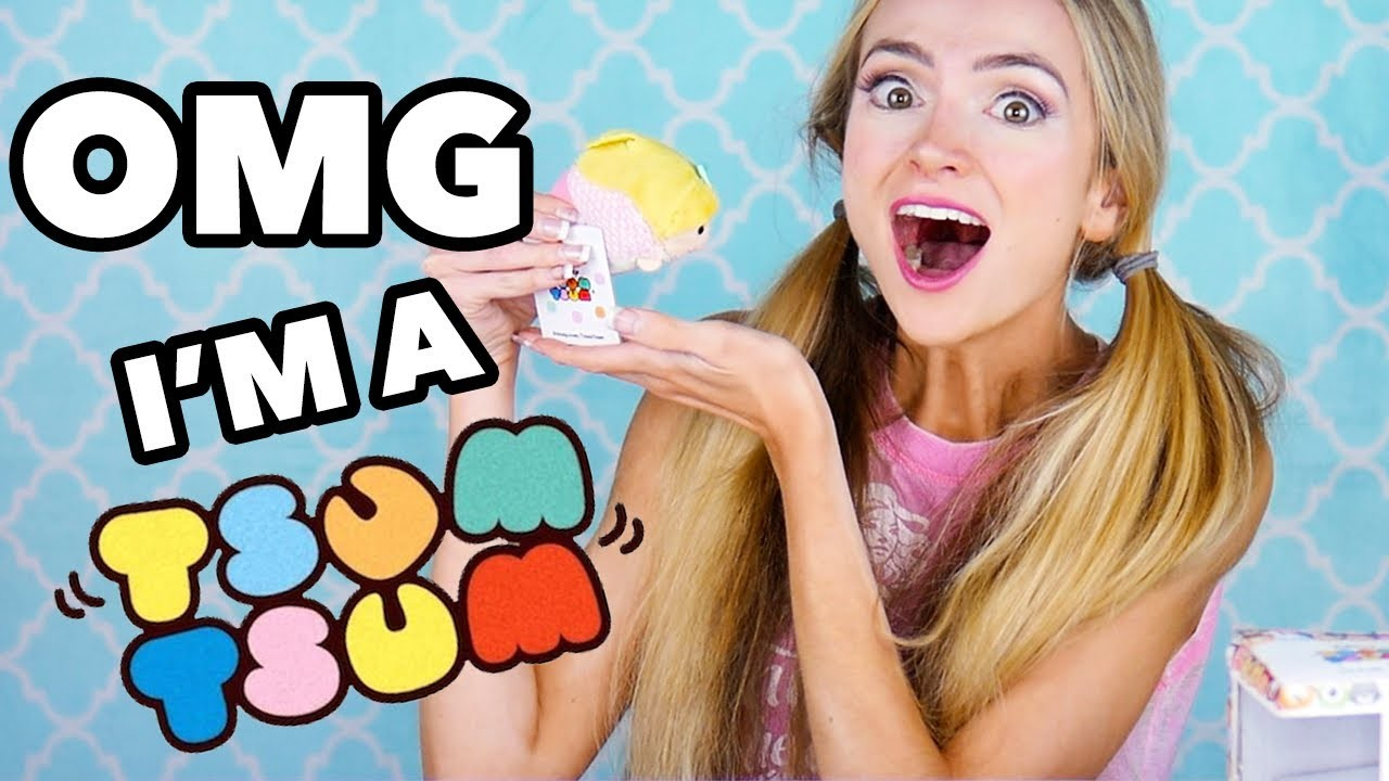 How to Make Yourself Into a Tsum Tsum! DISNEY DIY